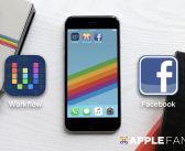 《Workflow》讓 iPhone 簡單下載 Facebook 影片
