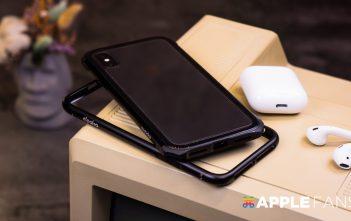 iPhone X 金屬保護殼