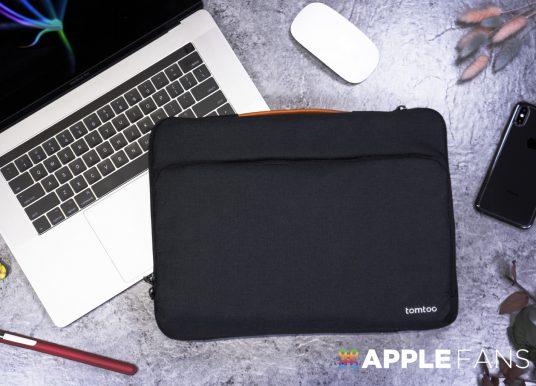 【開箱】CP值破表的 MacBook Pro 手提筆電包-Tomtoc 美式簡約 & 職人必備