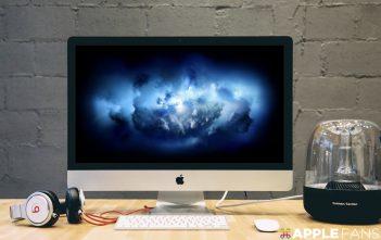 iMac Pro 桌布
