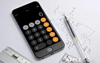iPhone 計算機