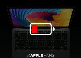 蘋果現在提供 MacBook Pro 的免費電池更換計劃