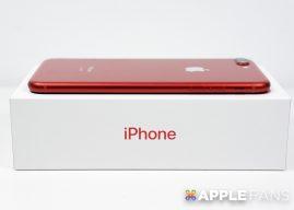 【開箱】 紅色 iPhone 8 Plus (PRODUCT)RED™ 黑紅才是絕配!