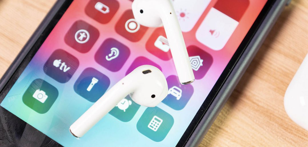 AirPods 助聽器