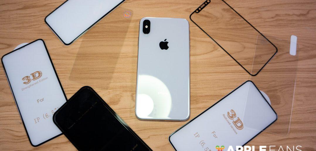 iPhone 保護貼