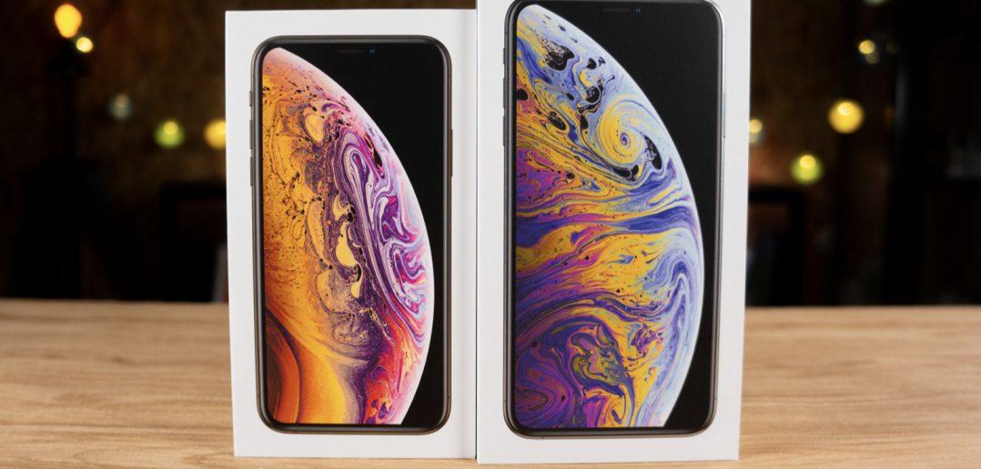 iPhone XS 開箱