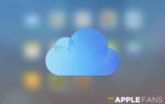 iCloud 儲存空間
