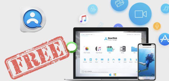 【限免】DearMob 照片傳輸順便轉檔,下載再加碼超過一萬二千元的 iPhone 攝影配件組合!