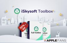 iSkysoft Toolbox 聖誕節
