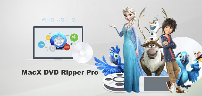 【限免】最快速的 DVD 轉檔軟體-MacX DVD Ripper Pro