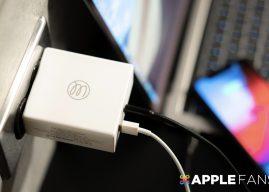 【開箱】高 CP 值 iPhone 快充 組合-OneMore 60W 快充充電器 & 蘋果原廠 iPhone 快充線