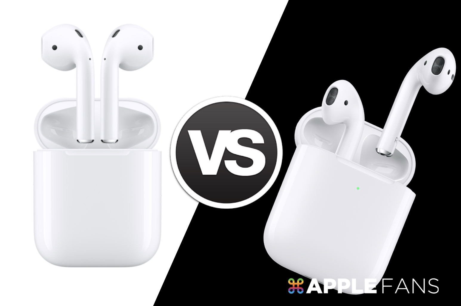 AirPods 比較