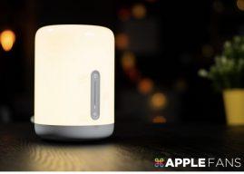 【開箱】米家床頭燈 2 支援 HomeKit,可以叫 Siri 開關燈了!