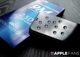 【開箱】保護貼的法拉利: imos 藍寶石玻璃保護貼 for iPhone XS/XS Max/XR/X