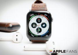 【開箱】國王的新衣!hoda Apple Watch S4 3D 滿版玻璃保護貼,讓你感受不到它的存在!