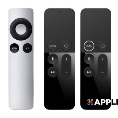 2021 Apple TV Remote