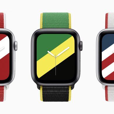 Apple Watch 國際錶帶