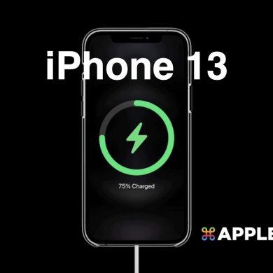 iPHone 13 電池