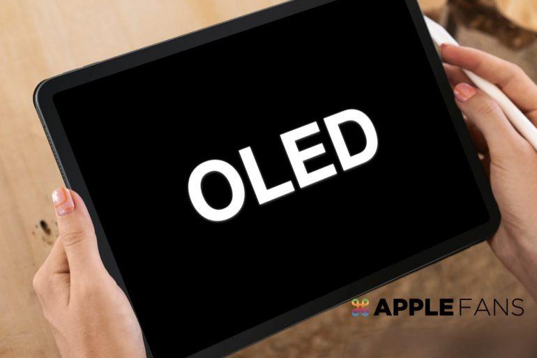 iPad OLED