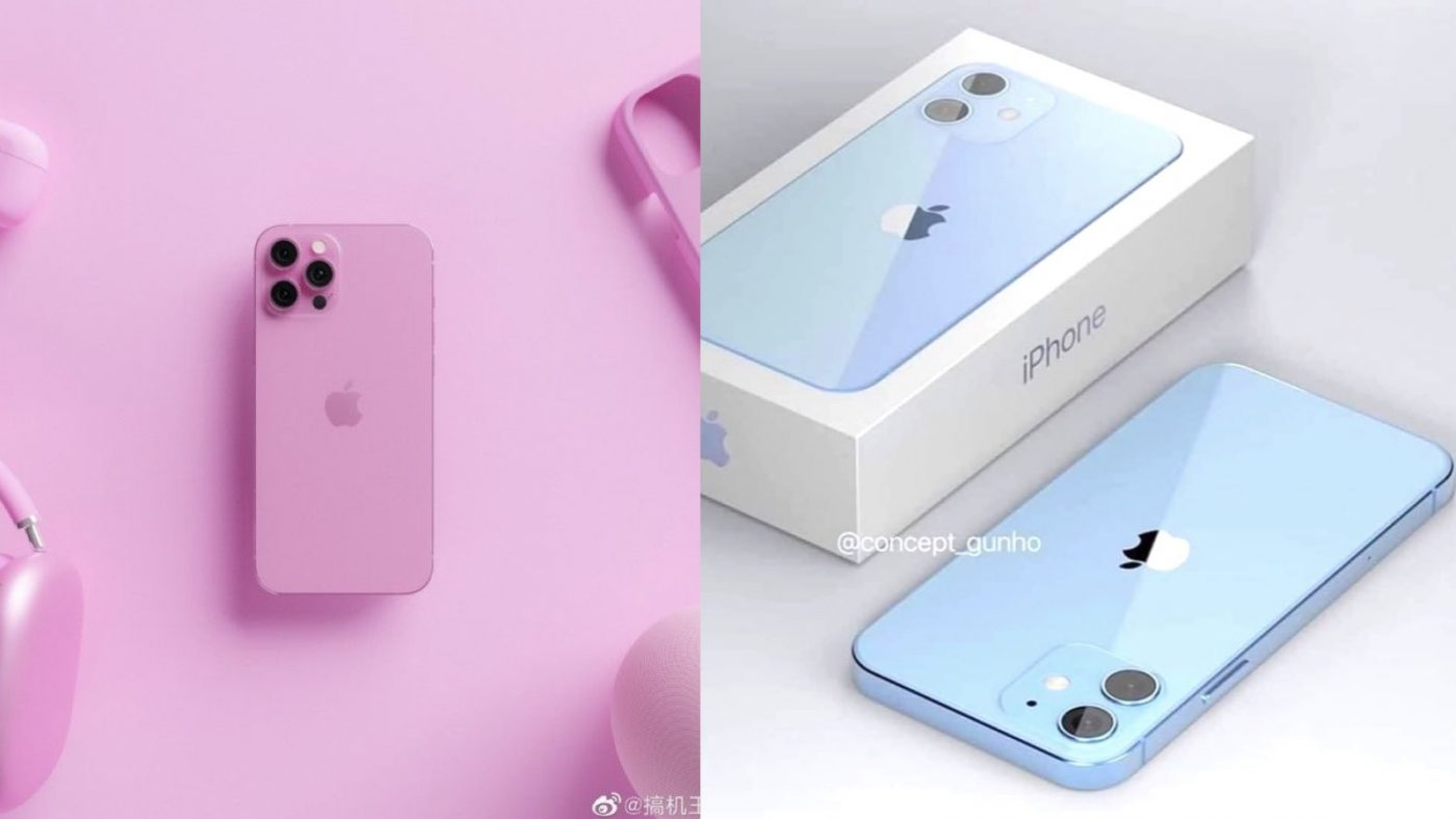 iPhone 13 顏色