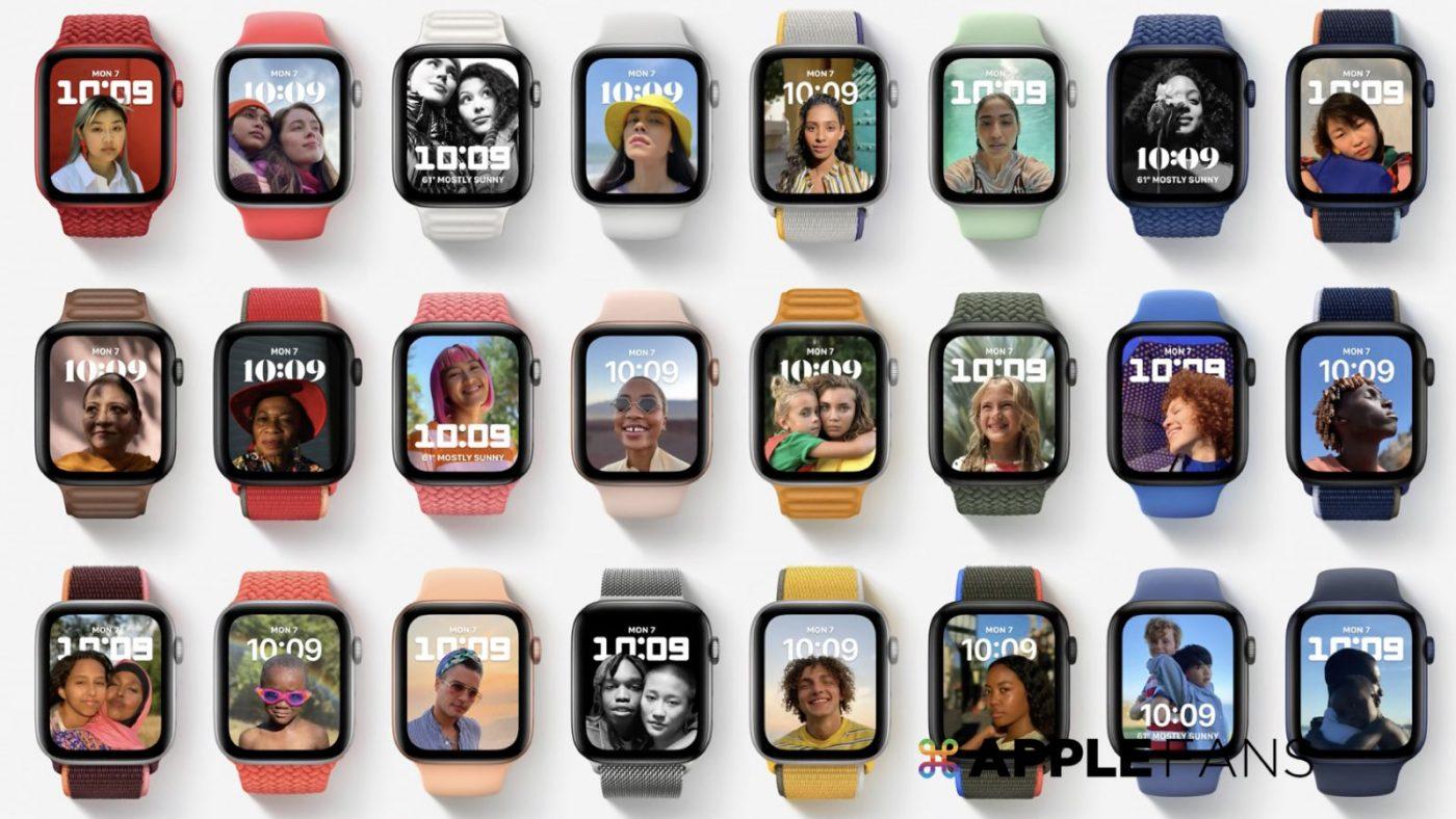 WWDC2021 watchOS 8