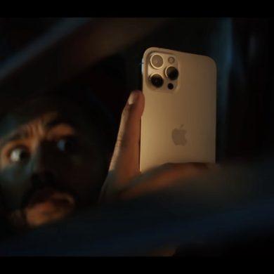 iPhone 12 In the Dark