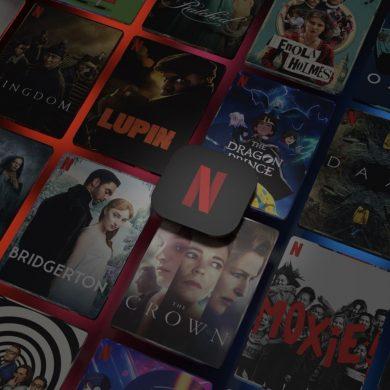 Netflix 電玩遊戲