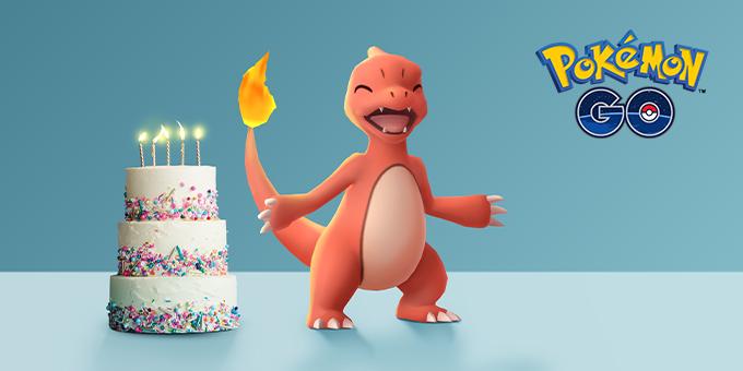 Pokémon GO 五週年