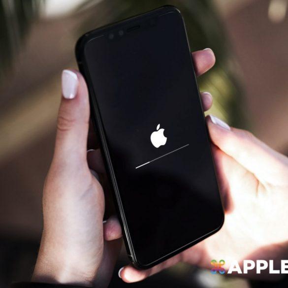iPhone強制重置