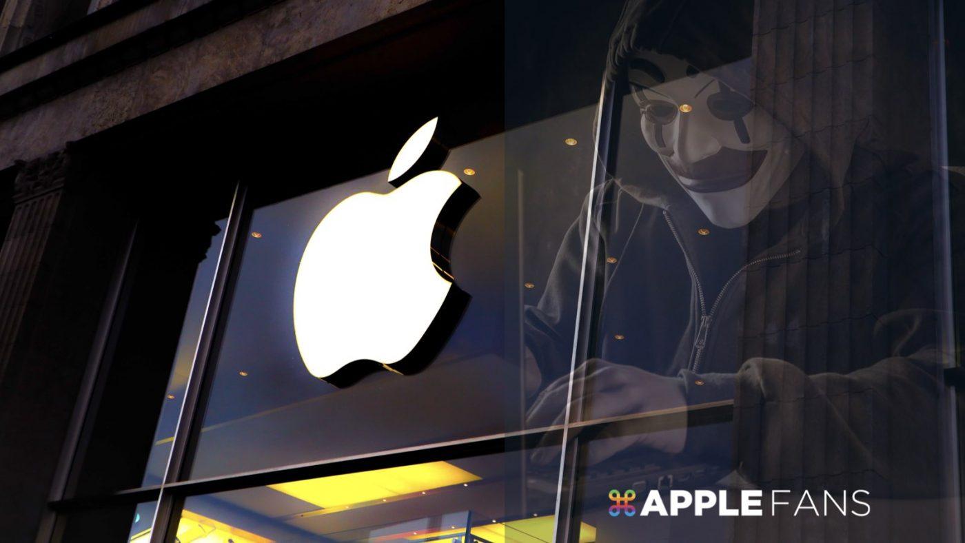 Apple 雙面間諜