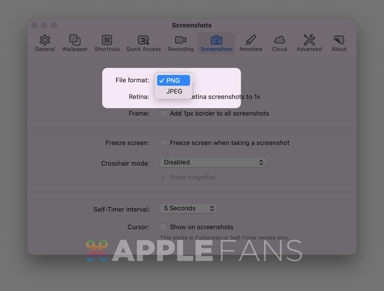 Mac 推薦 App - CleanShot