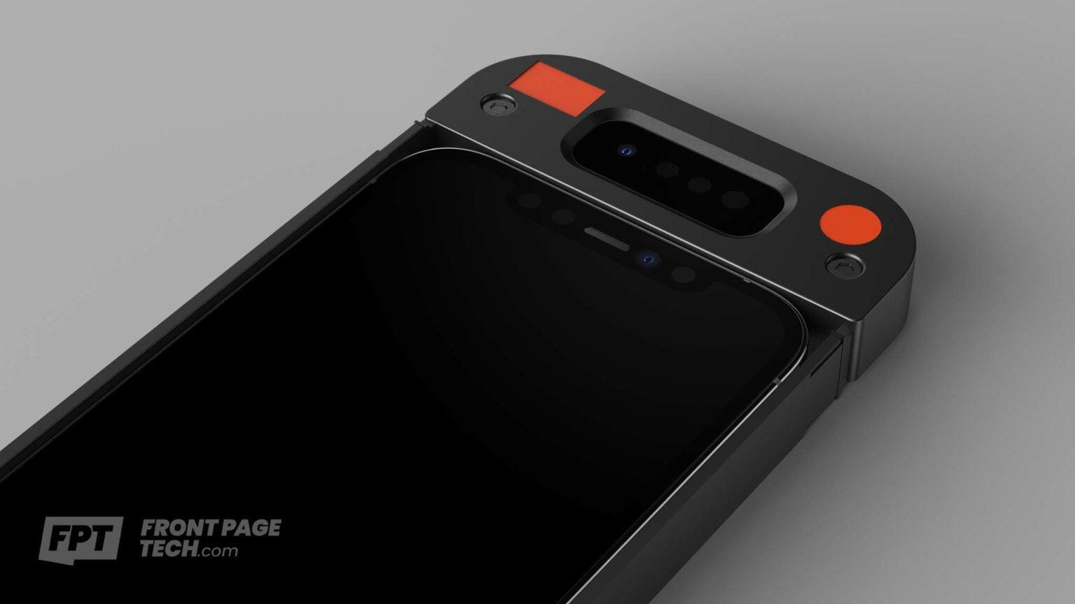 iPhone Face ID 新技術