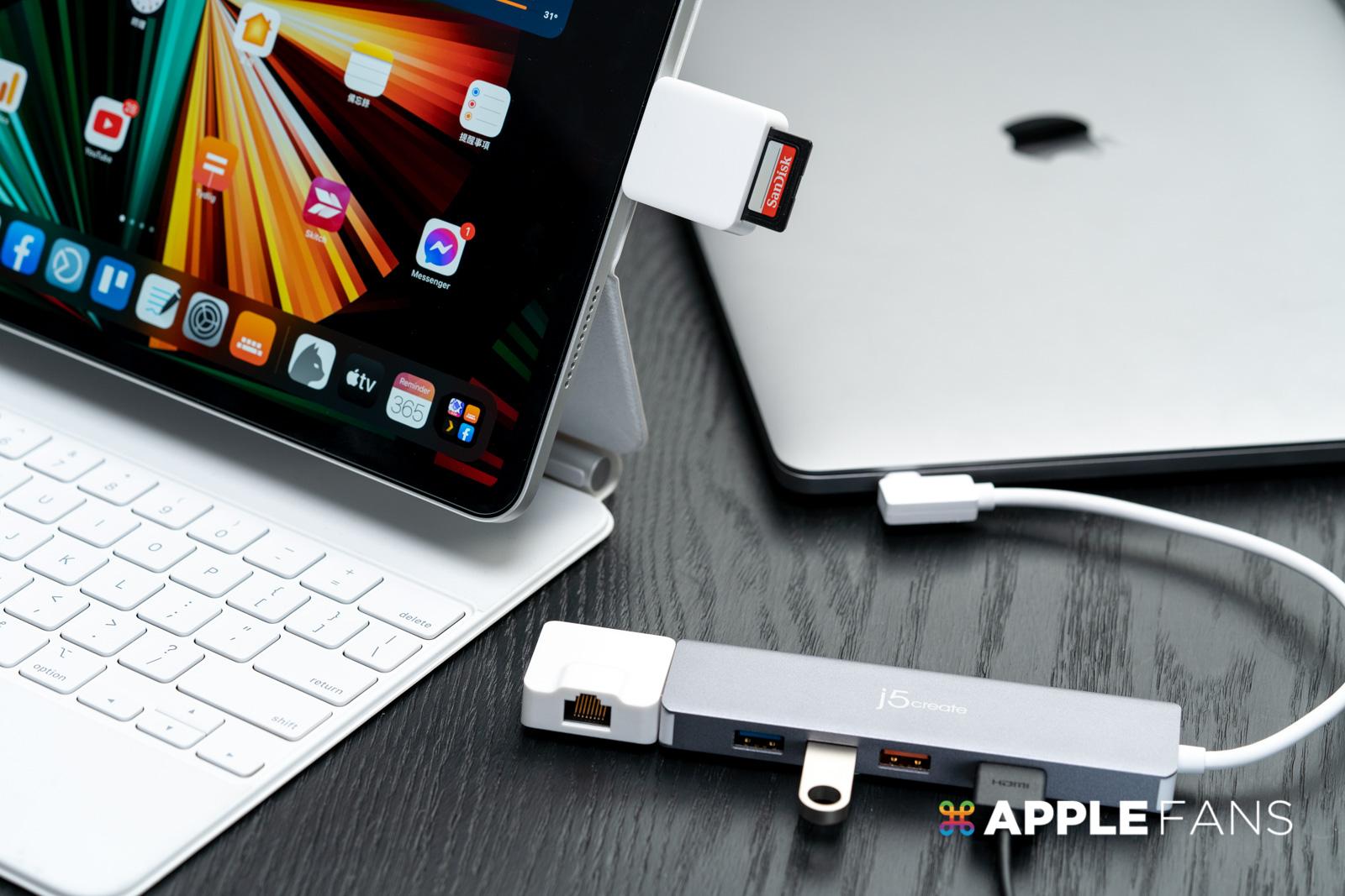JCD375 USB C Hub 推薦