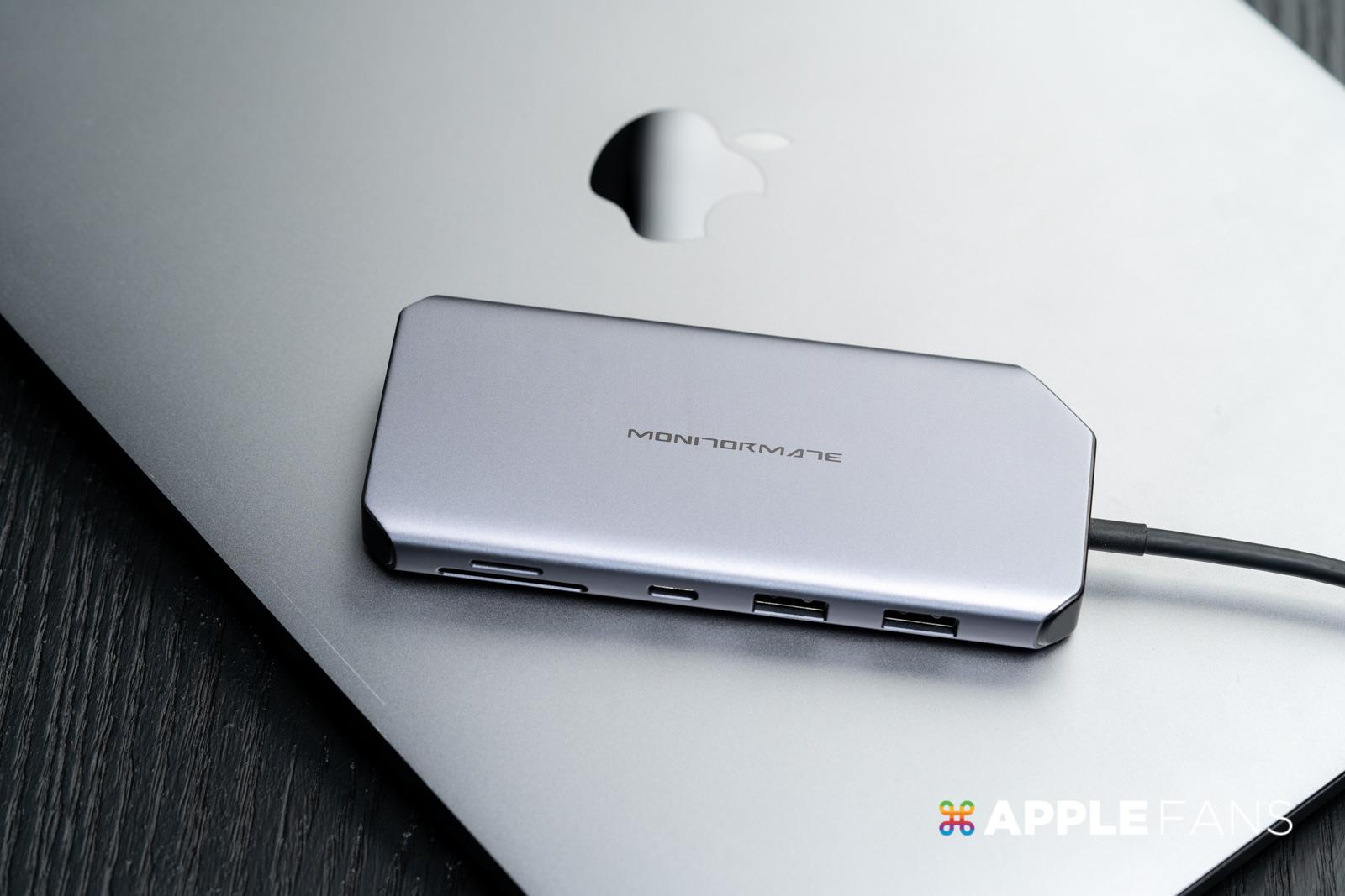 MONITORMATE CX2 Gen2 USB C Hub 推薦