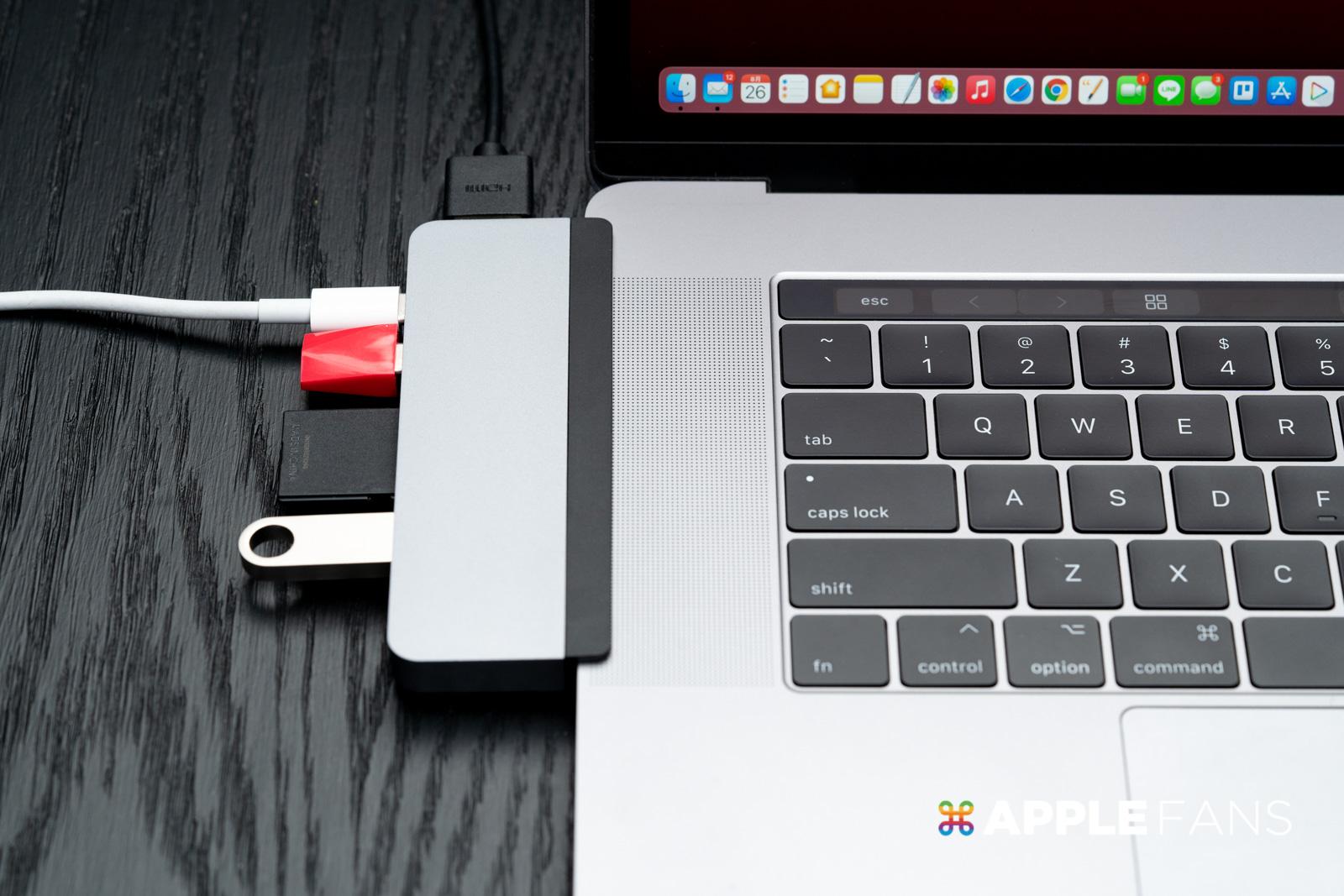 HyperDrive Duo2 USB C Hub 推薦