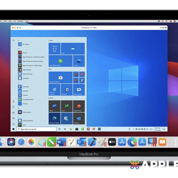 M1 Mac Win10