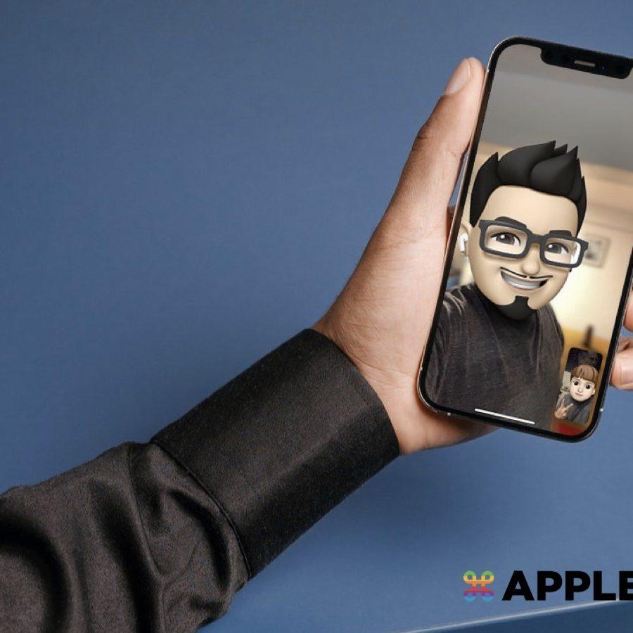 iOS 15 facetime 新功能