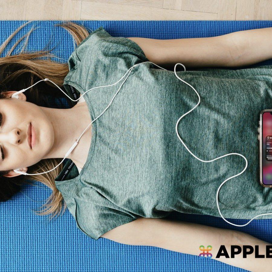 iOS 15 背景聲音