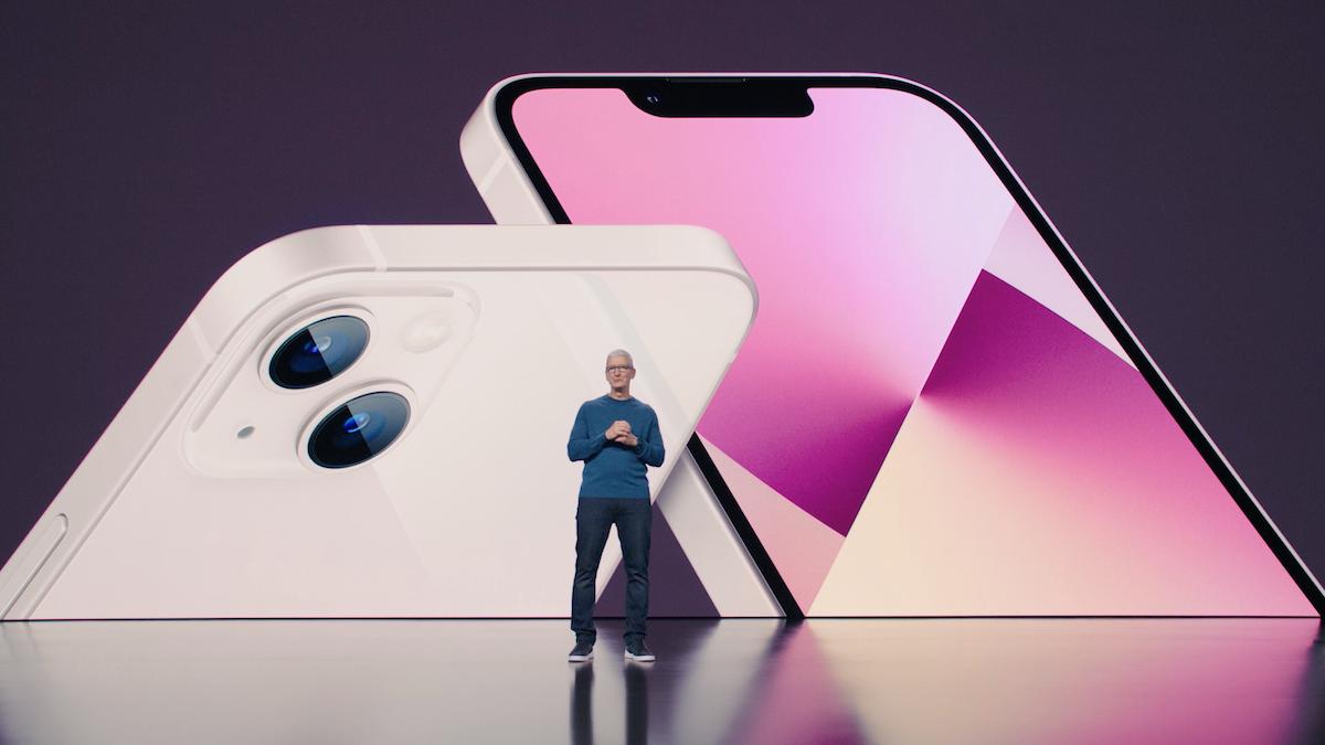 2021 蘋果發表會