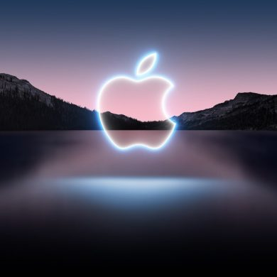 2021 9 月 Apple Event