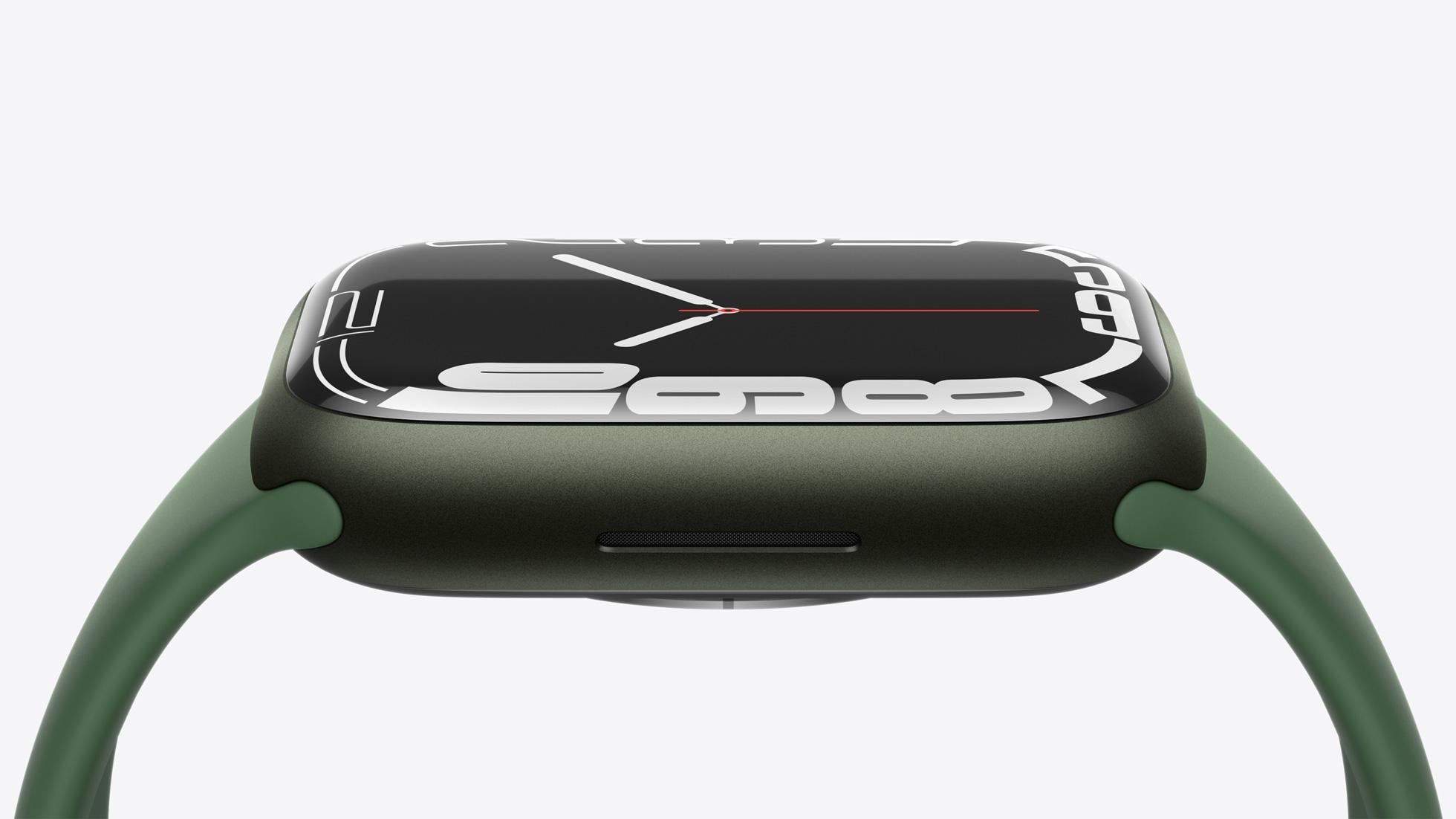 Apple Watch series 7  外觀