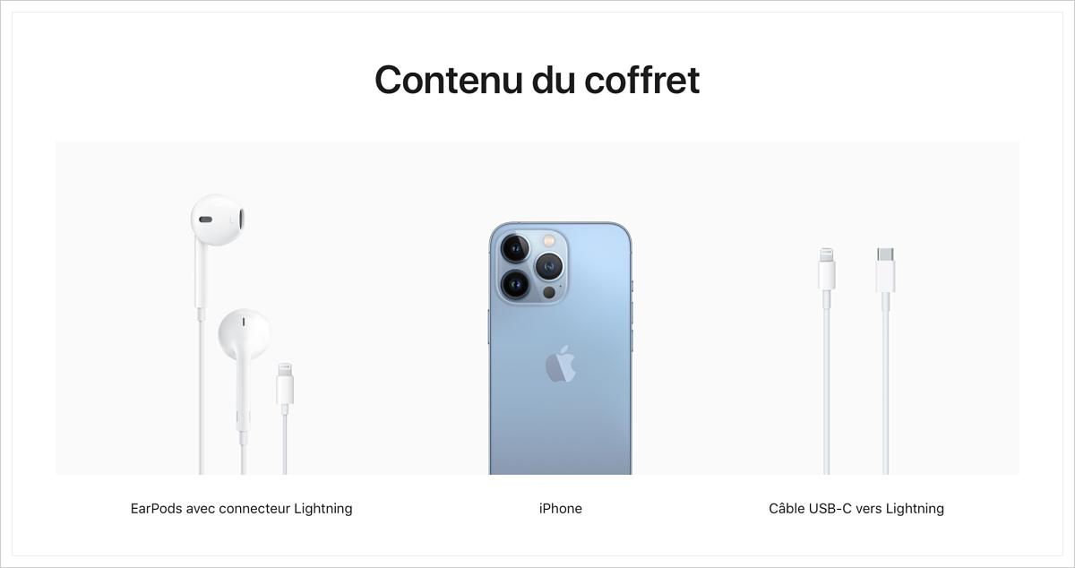 法國 iPhone 13 配有 Lightning EarPods耳機