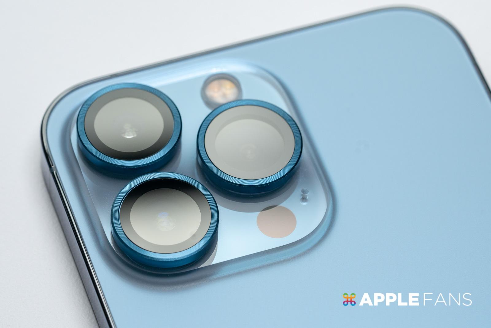 hoda 藍寶石 鏡頭貼