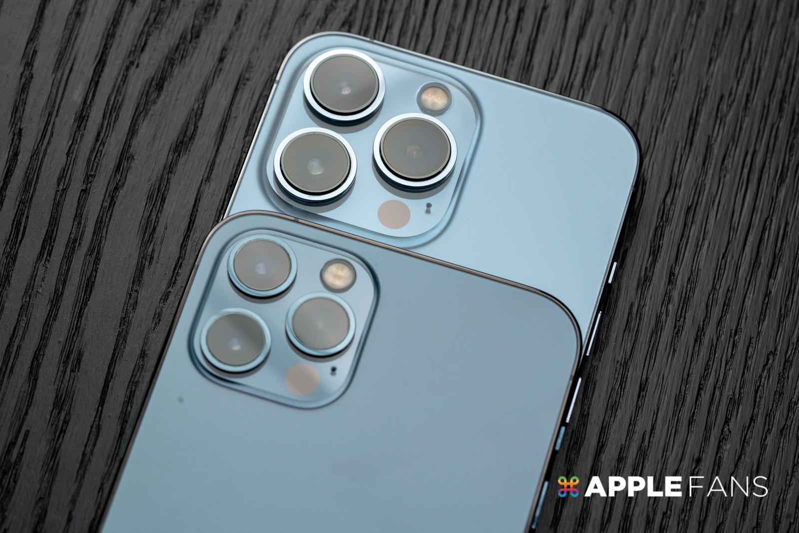 iPhone 13 鏡頭變大顆